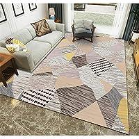 リビングカーペット、ふわふわの超ソフトカーペット、寝室のカーペット、家の装飾、子供部屋、さまざまなカラーパターンが利用可能-12_100x160cm