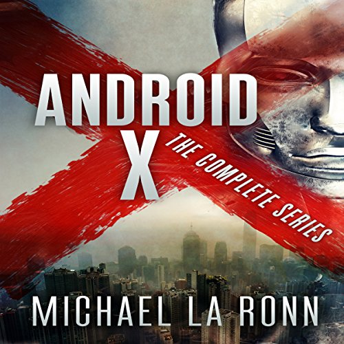 Android X: The Complete Series cover art