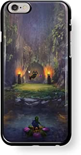 legend of zelda majora mask for iPhone 6/6s Black case