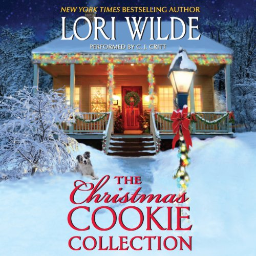 The Christmas Cookie Collection audiobook cover art