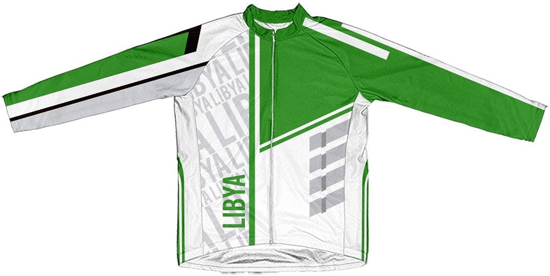 Libya ScudoPro Long Sleeve Cycling Jersey for Women