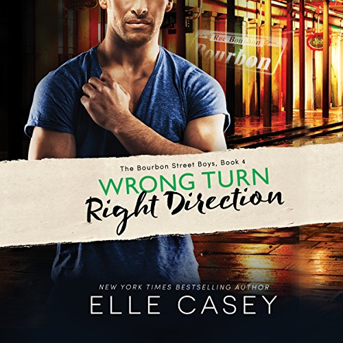 Page de couverture de Wrong Turn, Right Direction