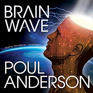 Brain Wave audiobook cover art