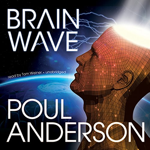 Brain Wave audiobook cover art