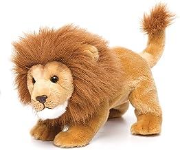 Best DEMDACO Crouched Large Lion Friend Light Brown Children