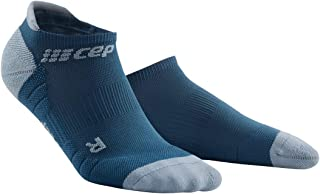 Men's No Show Compression Running Socks - CEP No Show Socks for Performance