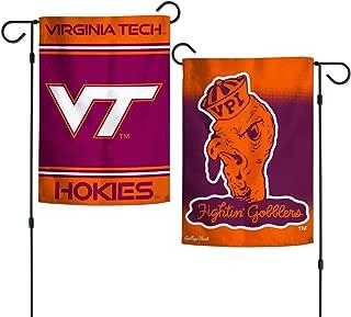 Elite Fan Shop NCAA 2 Sided Garden Flags 12.5