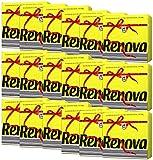 Renova Servilletas de Mesa, Color Amarillo - 3 Paquetes de 420 Unidades