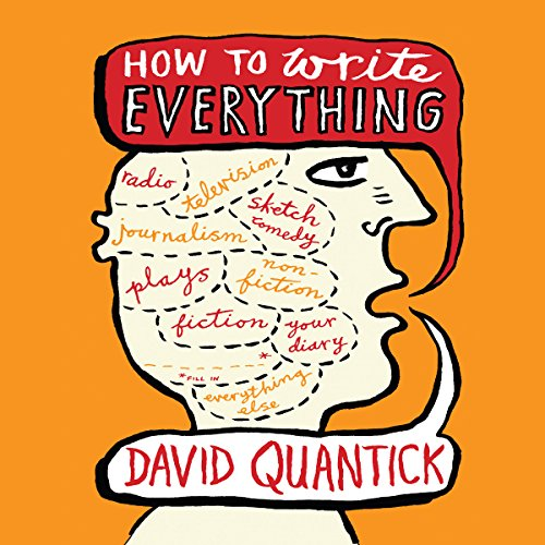 How to Write Everything audiobook cover art