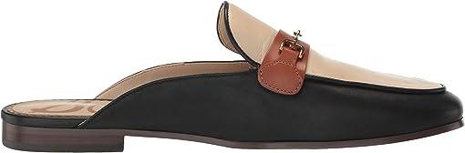 Summer Sand/Black/Ginger Brown Modena Calf Leather