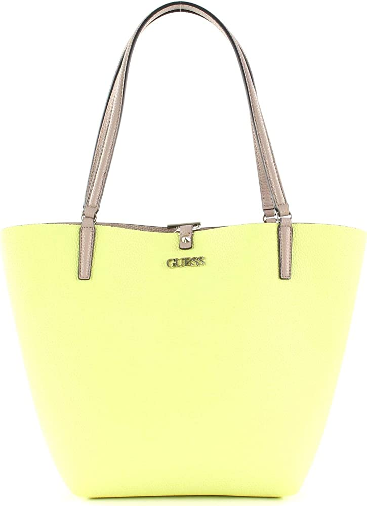 Guess alby, borsa tote per donna, in ecopelle HWVG7455230-LET