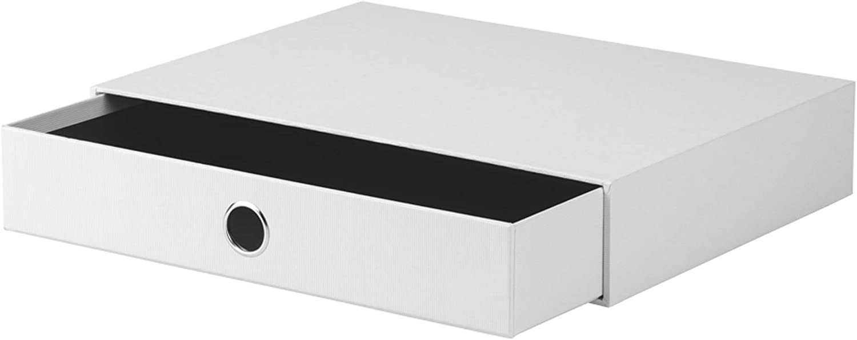 special edition white R/össler 1524452090 1 St/ück S.O.H.O f/ür DIN A4 Schubladenbox
