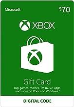 $70 Xbox Gift Card [Digital Code]