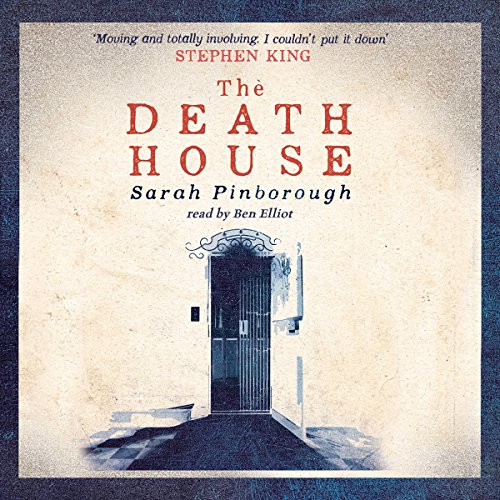 The Death House audiobook cover art