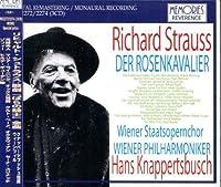 Strauss Der Rosenkavalier. (Maria Reining Sena Jurinac Kurt Bohme Judith Hellwing Karl Ter by VARIOUS ARTISTS