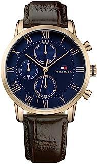 Men's Sophisticated Sport Stainless Steel Quartz Watch...
