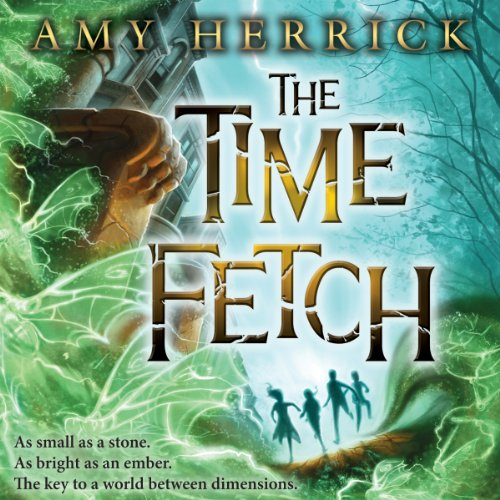 The Time Fetch audiobook cover art