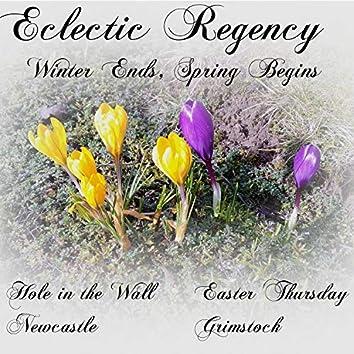 Winter Ends, Spring Begins