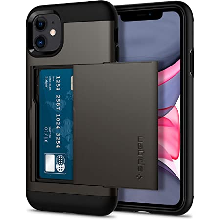 Spigen Slim Armor Cs Hülle Kompatibel Mit Iphone 11 Elektronik