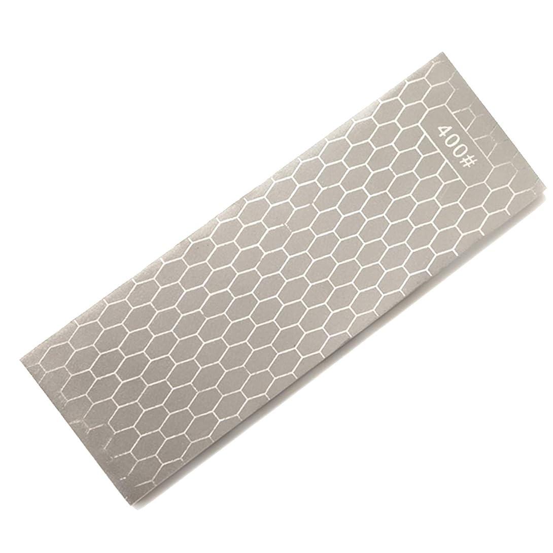 イースター成長する増幅するGOKEI_CO 両面ダイヤモンド砥石 #400#1000 203×70×8mm 907g 仕上げ 包丁 ダイヤモンド砥石 研ぎ石 砥石 面直し セラミック砥石 両面使える2役タイプ