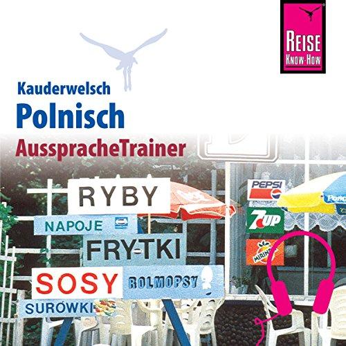Polnisch (Reise Know-How Kauderwelsch AusspracheTrainer) Titelbild