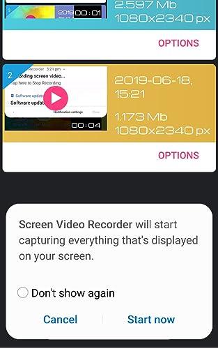 『Screen Video Recorder』の4枚目の画像