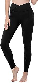 CUTIMAO Leggings for Women High Waist Tummy Control Workout 4 Way Stretch Yoga Pants, Buttery Soft
