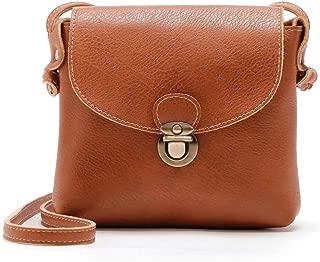Gillberry Women's Bag Women Lady Leather Purse Satchel Handbag Shoulder Bag Tote (Brown)