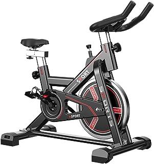 SXLZ Bicicleta estática, Spinning Spinning con Sistema de Ajuste ...