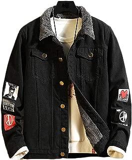HOOEY Mens Denim Lined Jacket HJ053DE