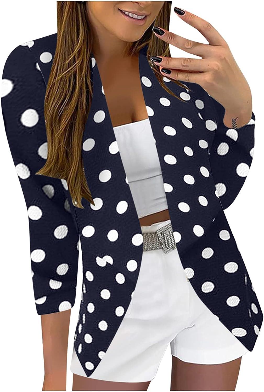 San Jose Mall 2021 New Women's Jacket All Season Short Blazer Business Coat Washington Mall Su