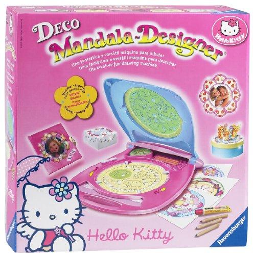 Ravensburger Deco Hello Kitty Mandala Designer Zeichenmaschine