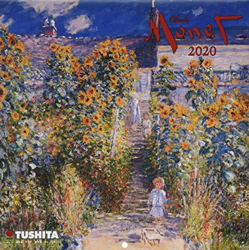 Monet 2020 Mini Calendar