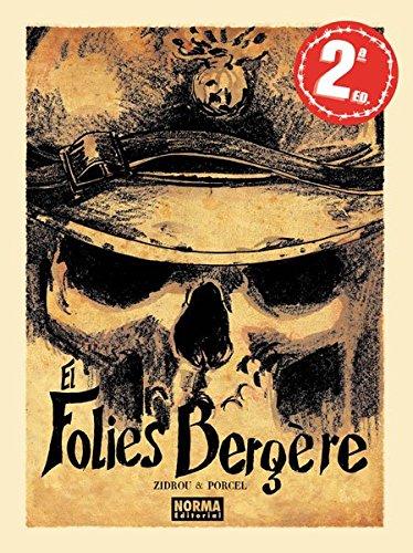 EL FOLIES BERGERE (CÓMIC EUROPEO)