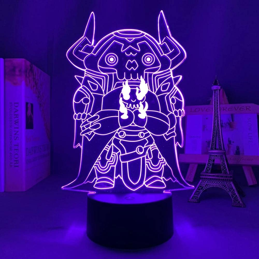 Fatestay Night It is very popular Japanese Anime Light Sign Lamp LED 16 security 3D Illusion