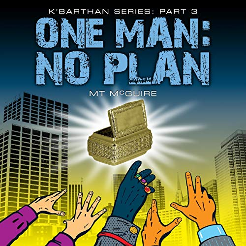 Couverture de One Man: No Plan