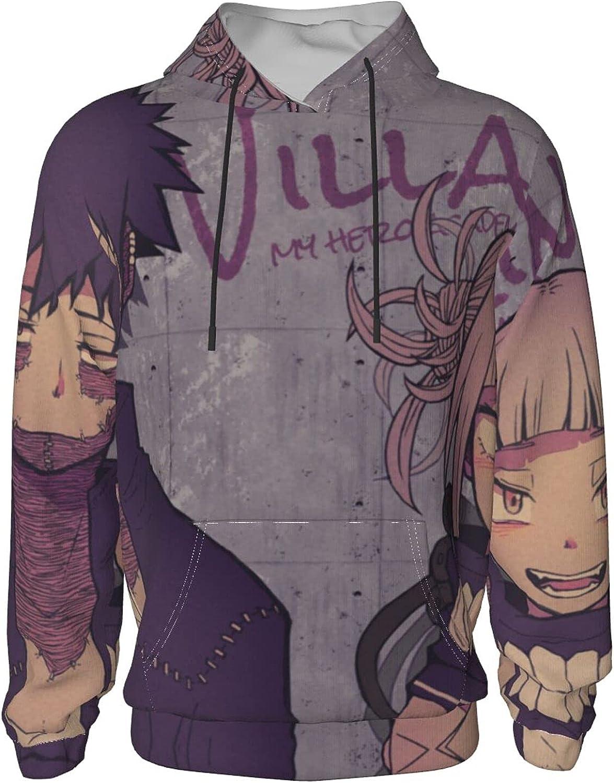 My Hero Virginia We OFFer at cheap prices Beach Mall Academia Hoodies for Teen Hooded J Boys Sweatshirt Anime