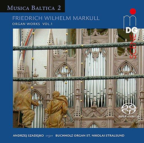 Markull: Organ Works