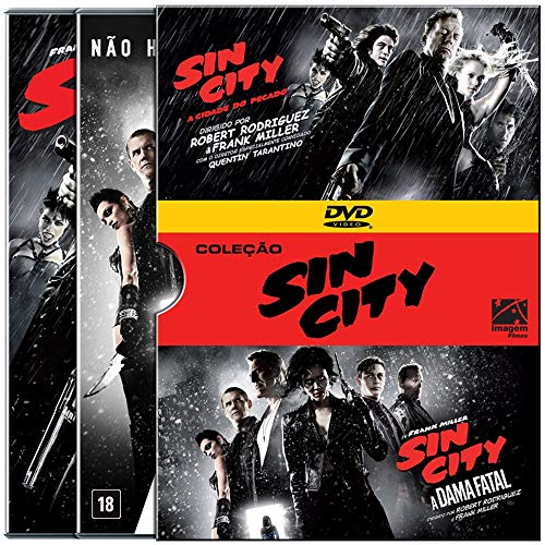 Sin City + Sin City 2 - A Dama Fatal