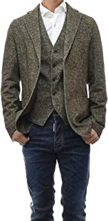 [CIRCOLO1901(チルコロ1901)] ジャージー素材シングル2Bジャケット CN2069 メンズ [並行輸入品]