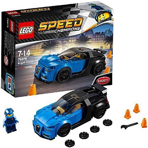 LEGO Speed Champions - Coche Bugatti Chiron (75879)