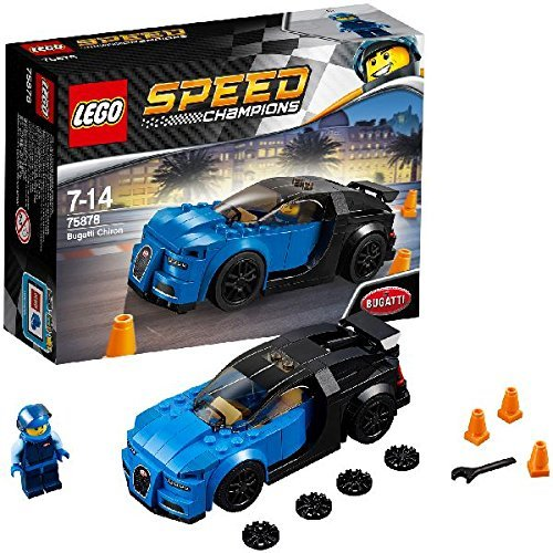 LEGO - 75878 - Bugatti Chiron