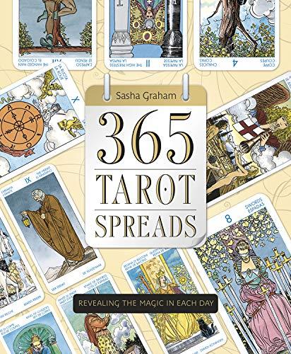 spread tarot book 365 Tarot Spread Revealing Magic