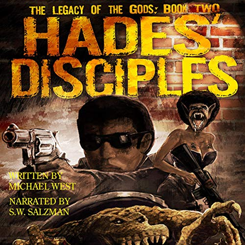 Hades' Disciples Audiobook By Michael West cover art