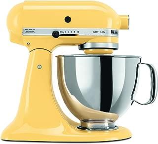 KitchenAid RRK150MY 5 Qt. Artisan Series - Majestic Yellow (Renewed)