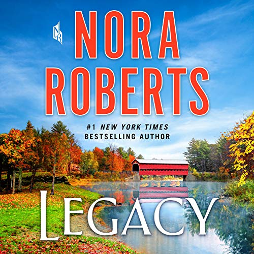 Legacy Audiobook By Nora Roberts cover art