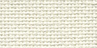 DMC MO0237-0322 Charles Craft 20 by 24-Inch Evenweave Monaco Aida Cloth, Antique White, 28 Count Embroidery