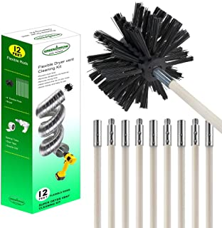 5 Nylon Tube Brush and 10 Cleaning Wire Needles Cleaner Tool for Carburetor Pellet Stoves Carburetor Carbon Dirt Jet Cleaning Brushes Kit Small Vintage Hand Tools and More
