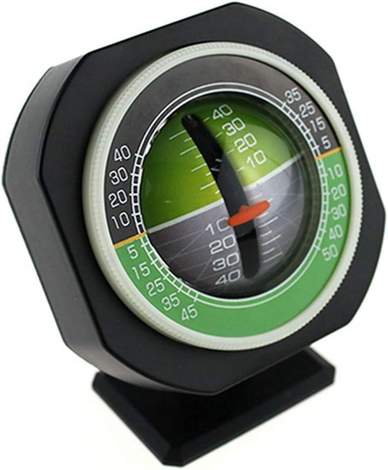 WonVon Car Inclinometer Great interest Level LED Compass Luminous Ranking TOP20 Inclinome
