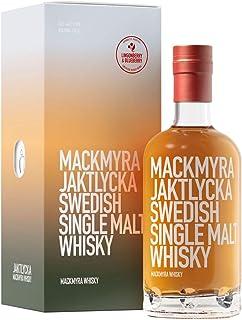Mackmyra Whisky JAKTLYCKA Swedish Single Malt Whisky, 700 ml